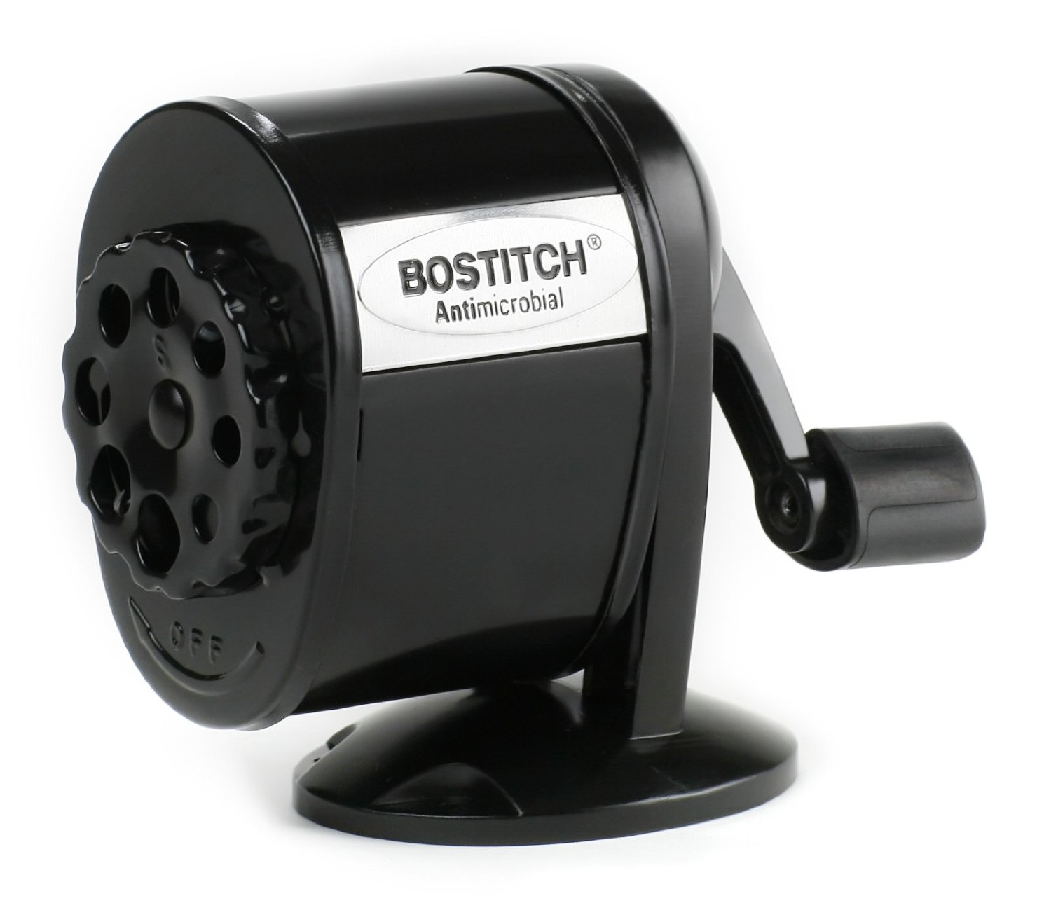 Stanley Bostitch 8 Hole Manual Pencil Sharpener Review