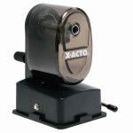 X-ACTO Bulldog Vacuum Mount Manual Pencil Sharpener