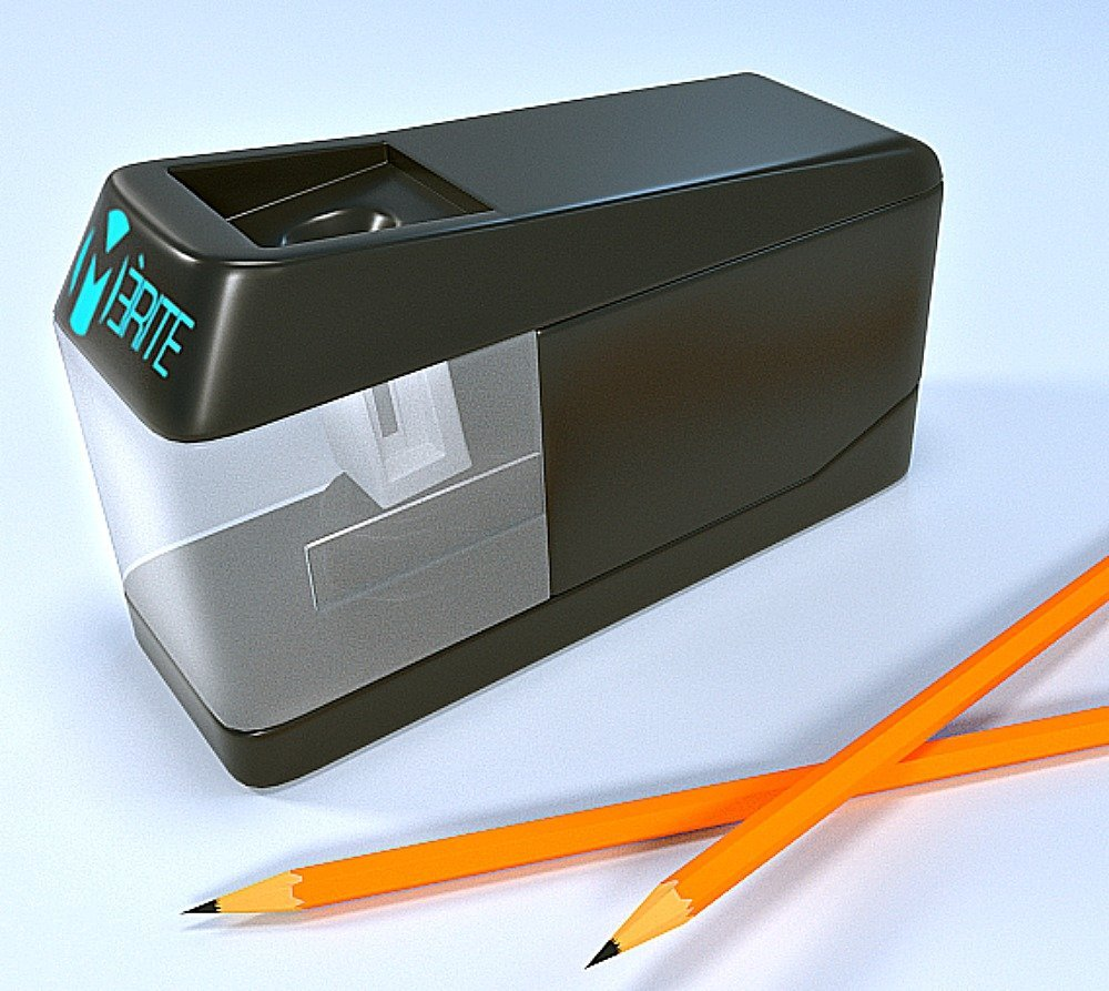 Merite Premium Electric Mechanical Pencil Sharpener