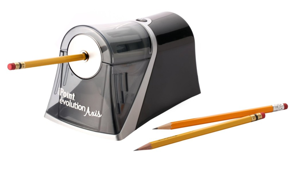 Westcott Axis iPoint Evolution Electric Pencil Sharpener (15510)